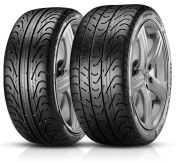 P Zero Corsa System Asimmetrico (Left) Tires