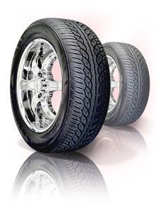 Y870 Tires